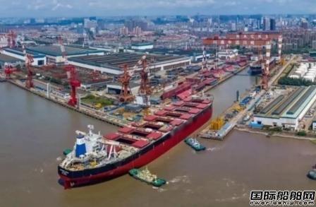 太平洋航运6700万美元收购4艘在建散货船