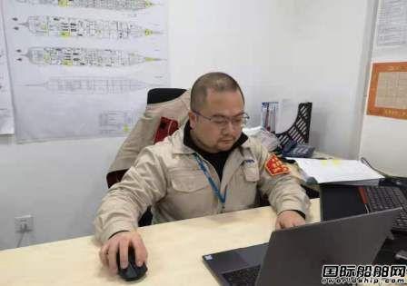 """2500万个零件6万张图纸,中国首制大型邮轮建造犹如在""""绣花"""""""