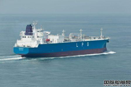 MAN双燃料发动机获江南造船最多6艘VLGC订单