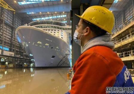 皇家加勒比第二艘超量子级邮轮下水