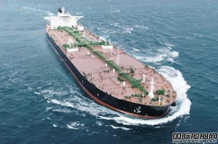 6亿美元!大宇造船首获LNG动力VLCC大单