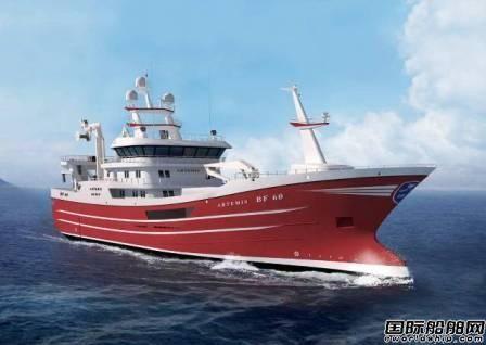 康士伯将为新造远洋拖网渔船提供SIMRAD探鱼声纳