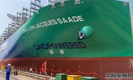 克拉克森:超过四分之一在建新船采用替代燃料