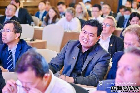 """领海集团董事长王建军荣登""""中国航运百人榜""""榜单"""