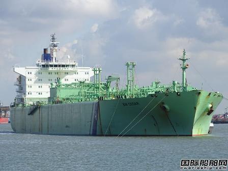 BW LPG同意出售2艘VLGC