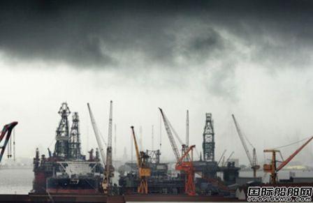 一线船厂不到60家?!全球造船业加速整合