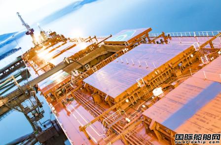 BIMCO:今年新交付散货船47%安装脱硫装置