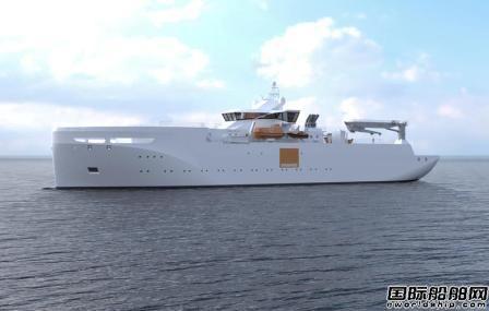 Orange Marine将订造一艘电缆维护船
