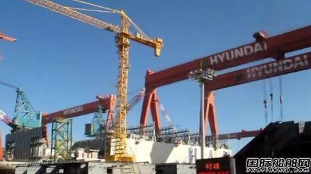 连续5个月超过中国!韩国船企接单量领跑全球