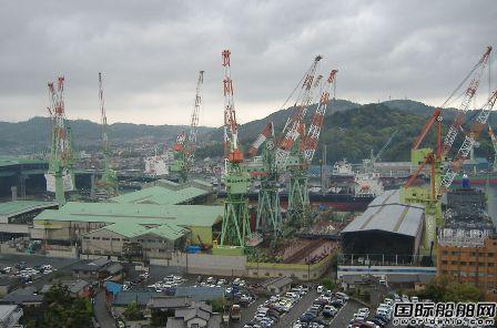 日本船企11月份接单量创年内最大增幅