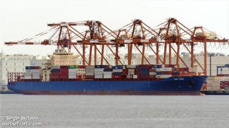 地中海航运收购Lomar一艘4934箱集装箱船