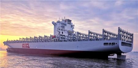 """上海中远海运重工完成""""东方热那亚""""轮脱硫改造提前开航"""