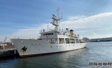 日本邮船完成AI操舵支持系统实船测试