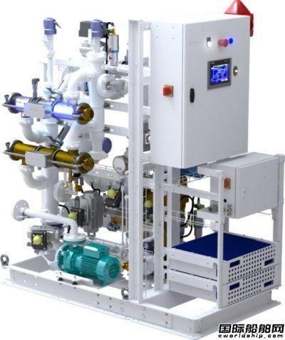 BIO-UV压载水系统获IMO修订G8批复