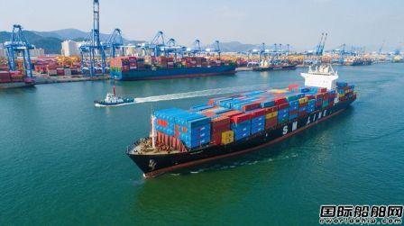 SM商船今年利润破千亿韩元创造成立以来最好效益
