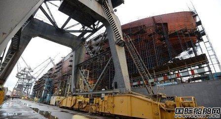 """波罗的海造船厂开建""""楚科奇""""号核动力破冰船"""