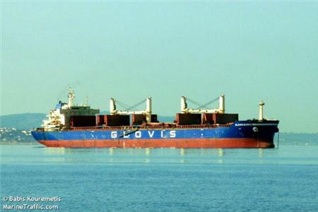 太平船务一杂货船货舱着火爆炸
