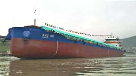 国务院发布白皮书:我国已建成290多艘LNG动力船