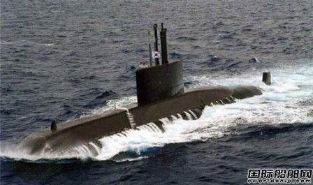 大宇造船再接订单!为韩国海军潜艇性能升级