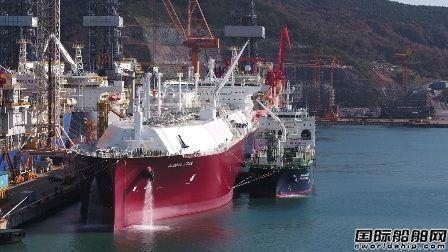 3天30艘300亿订单!韩国造船业发起年终冲刺