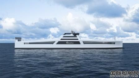 欧洲船企联合研发氢动力船项目HySHIP获挪威政府资助