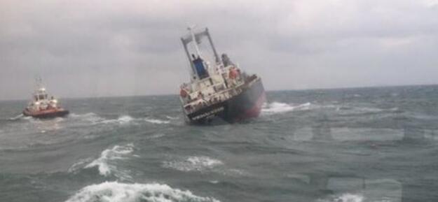 两艘中国货船越南海域遇险一船沉没一人死亡