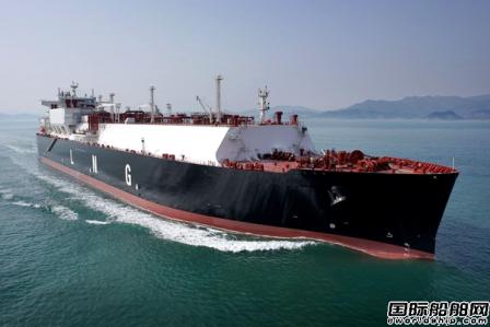 """""""匿名""""船东浮出水面!韩国两大船企包揽17艘LNG船大单"""