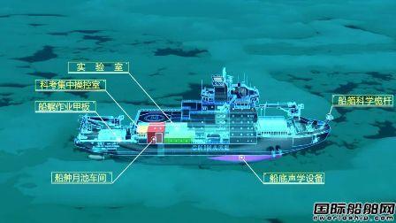 """""""雪龙2""""号极地科考船斩获我国工业领域最高奖"""