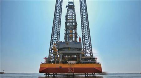 """国海海工 """"艾莎""""号平台到达阿联酋海域开始钻探作业"""