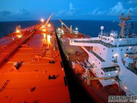 油船市场触底,手持订单量10年最低