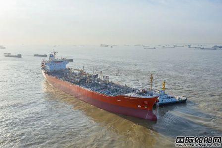 南通中远海运船务年修理船舶首次突破200艘