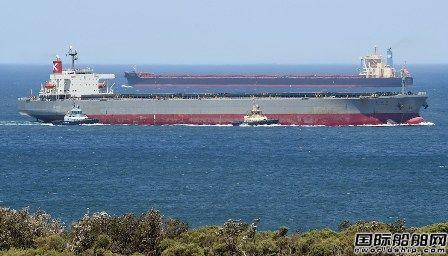 上千船员被困海上?70多艘澳大利亚运煤船滞留中国