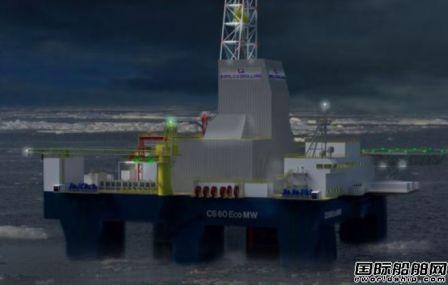Awilco Drilling撤销吉宝远东第二座半潜式钻井平台订单
