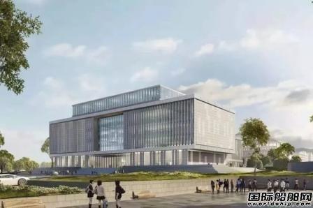 中国远洋海运大学新校区建设正式开工