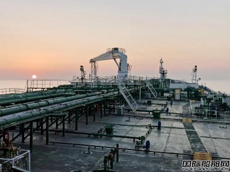 广东中远海运重工2020年最后一艘脱硫改装船完美收官