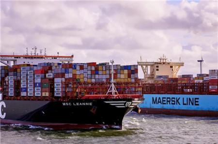 2021年首个全球集装箱船运力排行榜出炉