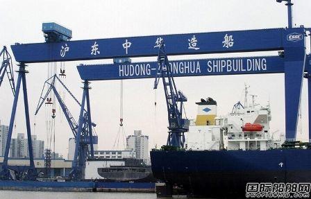 """重回第一!中国造船业全年接单量""""险胜""""韩国"""