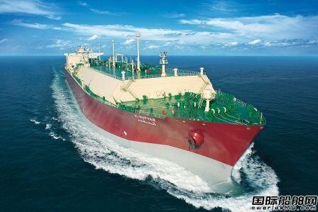"""横扫LNG船市场!韩国造船业发射""""复活信号弹"""""""