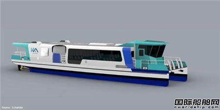 西门子为印度首个电动船船队提供集成方案