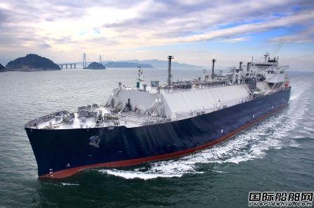 三星重工获泛洋海运1艘LNG船订单