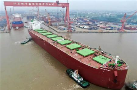 扬子江船业:行稳致远驶向未来