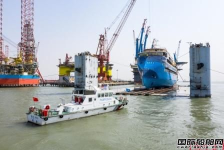 2020年南通新造船舶66艘315万载重吨