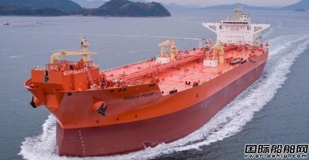 三星重工交付AET首艘壳牌租赁DP2穿梭油船