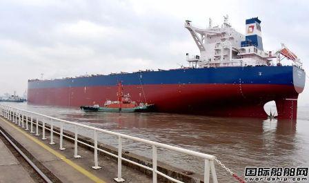 扬子江船业2021新年首周完成多个重要节点