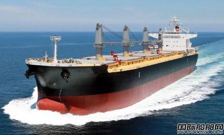 """4艘!扬子三井首获""""日本设计""""散货船订单"""