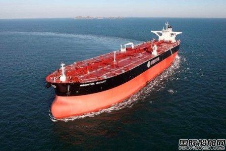 再接2艘VLCC!现代重工集团一周斩获近12亿美元订单