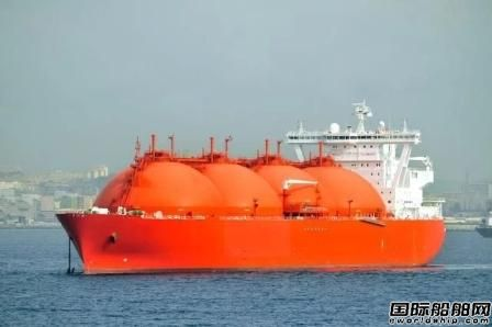 """BP""""天价""""租用一艘LNG船创史上最昂贵商船新纪录"""