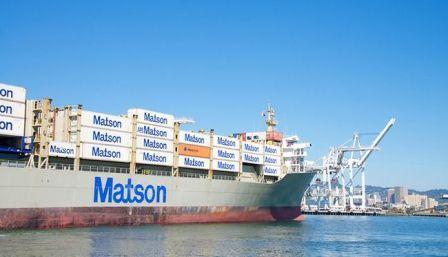 美森轮船去年四季度利润预计同比增长近5倍