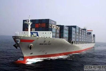800亿!万海航运单月和全年营收双创新高