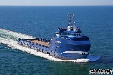 Corvus Energy存储系统获4艘海工船合同